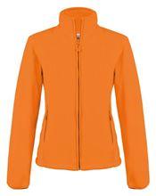 Picture of Maureen - Dames Fleece met rits Kariban Orange