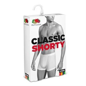 Afbeelding van 2 pack Classic Shorty Fruit of the Loom