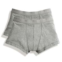 Picture of 2 pack Classic Shorty Fruit of the Loom Grey