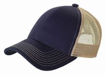 Picture of Mesh Cap Navy / Khaki