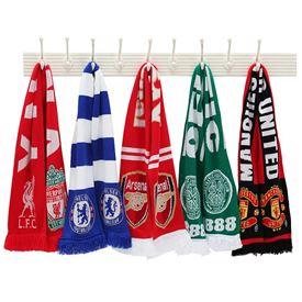 Afbeelding voor categorie Voetbal Fan Sjaals