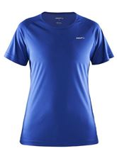 Picture of Craft Prime Tee Dames Hardloopshirt Cobolt