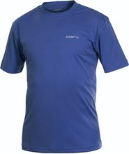 Picture of Craft Prime Tee Mannen Hardloopshirt Cobolt