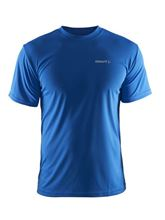 Picture of Craft Prime Tee Mannen Hardloopshirt Sweden Blue
