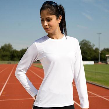 Picture of Sneldrogend Dames Sport T-shirt lange mouw