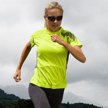 Picture of Cool-Dry Spiro Ladies Training Shirt