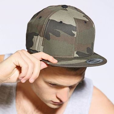 Picture of Camouflage Snapback