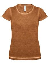 Picture of T-Shirt DNM plug in Women B&C Rusty Clash
