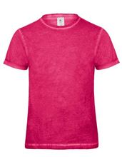 Picture of T-Shirt DNM plug in Men B&C Jazzberry Clash