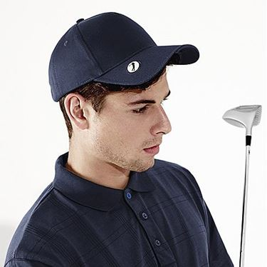 Picture of Pro-style Ball Mark Golf Cap