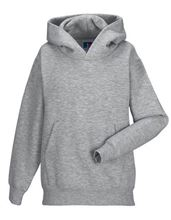 Picture of Kids Hooded Sweatshirt Russel Light Oxford