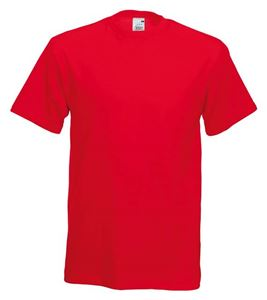 Afbeelding van Screen Stars Original Full Cut Tee Red