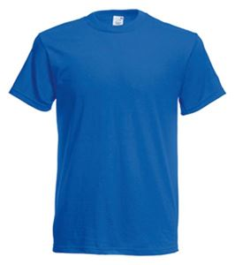 Afbeelding van Screen Stars Original Full Cut Tee Royal Blue
