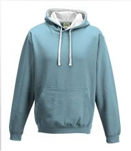 Picture of Varsity Hoodie Sky Blue - Arctic White