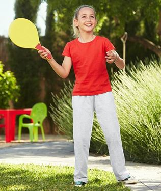 Picture of Fruit of the Loom Kids Lightweight Jog Pants