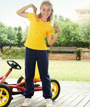 Picture of Fruit of the Loom Classic Kids Jog Pants