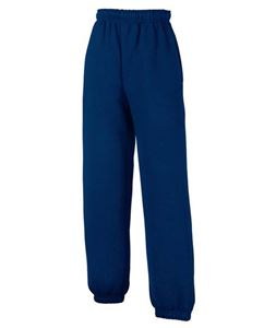 Afbeelding van Fruit of the Loom Classic Kids Jog Pants Blauw