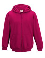 Picture of Kids Zoodie  Hot Pink