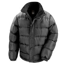 Picture of Core Nova Lux Padded Jacket Zwart