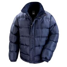 Picture of Core Nova Lux Padded Jacket Navy