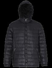 Picture of Padded Jacket van 2786 Black / Black