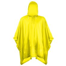 Picture of Festival Poncho Yellow