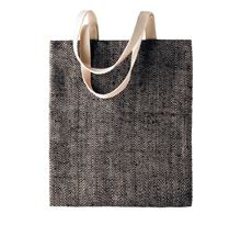 Picture of 100% Natuurlijke Jute Tas Kimood Natural / Black