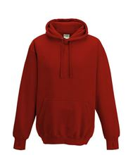 Picture of Street Hoodie Just Hoods Fire Red
