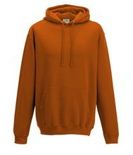 Picture of College Hoodie Burnt Orange