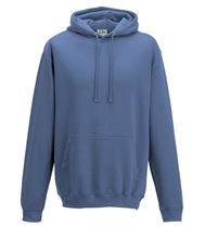 Picture of College Hoodie Cornflower Blue