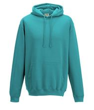 Picture of College Hoodie Hawaiian Blue
