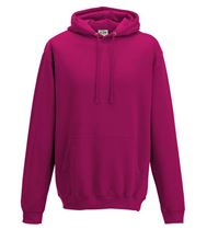 Picture of College Hoodie Hot Pink *