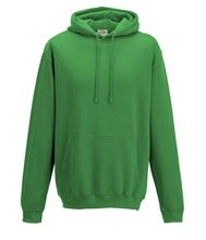 Picture of College Hoodie Kelly Green *
