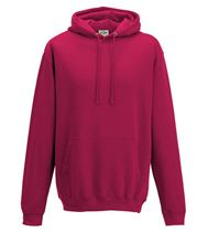 Picture of College Hoodie Lipstick Pink