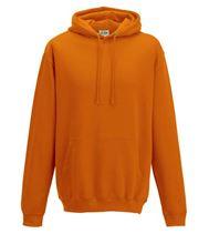 Picture of College Hoodie Orange Crush