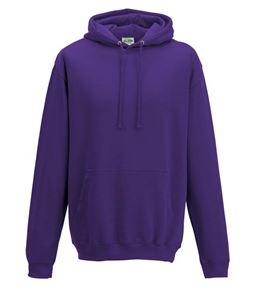 Afbeelding van College Hoodie Purple *