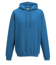 Picture of College Hoodie Sapphire Blue *