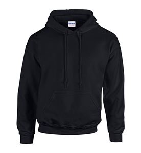Afbeelding van Heavy blend hooded sweatshirt Black