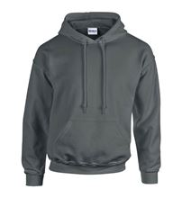 Picture of Heavy blend hooded sweatshirt Dark Heather