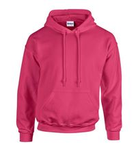 Picture of Heavy blend hooded sweatshirt Heliconia