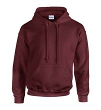 Picture of Heavy blend hooded sweatshirt Maroon