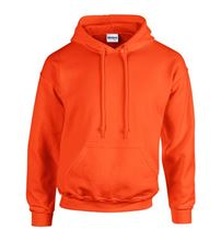 Picture of Heavy blend hooded sweatshirt Orange