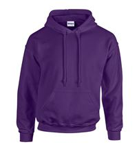 Picture of Heavy blend hooded sweatshirt Purple