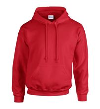 Picture of Heavy blend hooded sweatshirt Red