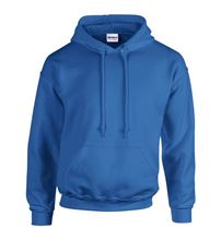Picture of Heavy blend hooded sweatshirt Royal