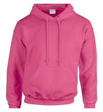 Picture of Heavy blend hooded sweatshirt Safety Pink