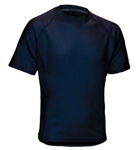 Afbeelding van SALE Heren T-Shirt Performance Navy -L