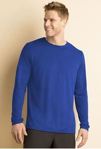 Afbeelding van Gildan performance long sleeve t-shirt