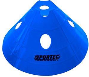 Afbeelding van Afbakenbollen PRO soft plastic groot set van 10 stuks