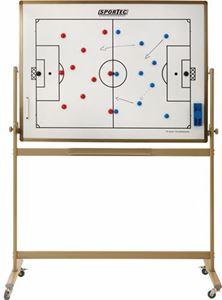 Afbeelding van Verrijdbaar magnetisch coachbord Voetbal